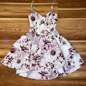 Dry Goods Floral Dress